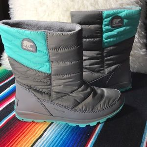 Sorel slip on boots - size 4 and 13 - NWT
